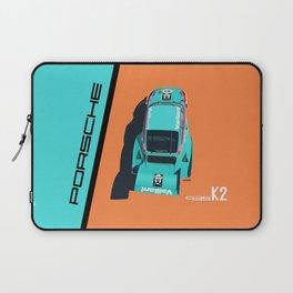 1977 935 Kremer K2 - DRM Nürburgring - Bob Wollek Winner Laptop Sleeve