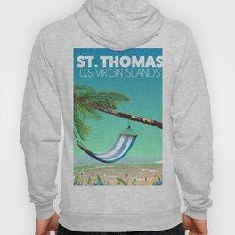 St. Thomas, US Virgin Islands Hoody