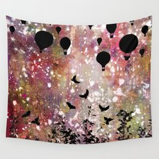 Release Wall Tapestry