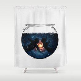 Dreamy. Shower Curtain