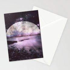 Mystic Lake Lavender Stationery Cards
