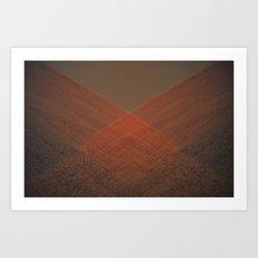 Arithmetik Art Print