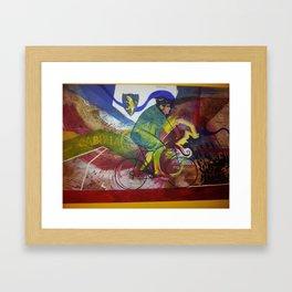 Massimo & Maximus Framed Art Print
