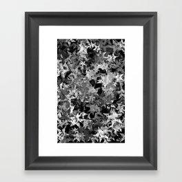 Hidden Stars Framed Art Print
