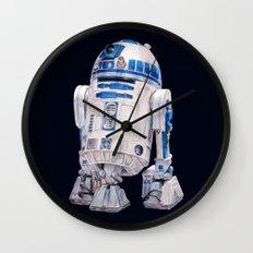 R2 D2 - Star Wars Wall Clock
