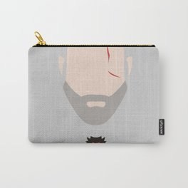 Minimalist Geralt of Rivea - The Witcher Carry-All Pouch