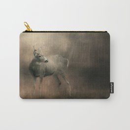 Buck In The Woods Carry-All Pouch