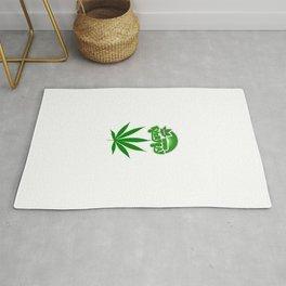 Smoke Weed Everyday ArtWork - Cool design Rug