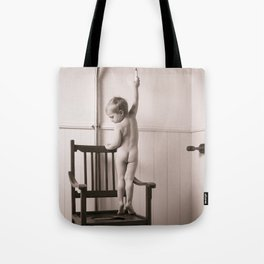 Potty Training Tote Bag