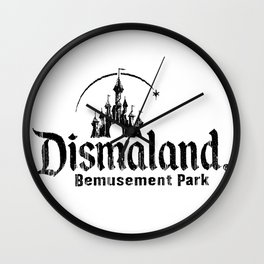 Dismaland Wall Clock