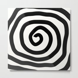 spirale Metal Print