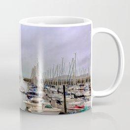 Howth Harbour Coffee Mug