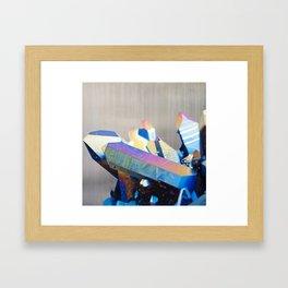 Titanium2 Framed Art Print