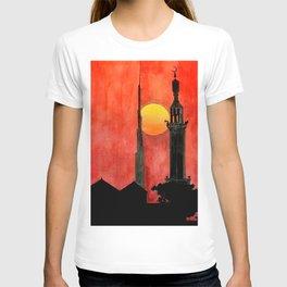 UAE Sunset T-shirt