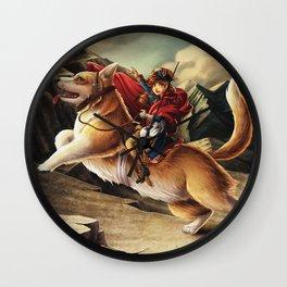 Napoléon Tseumpfeuh Wall Clock