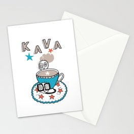 Coffee bugs Stationery Cards