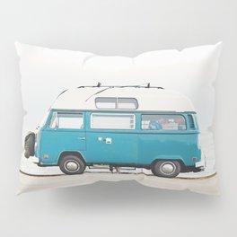 Malibu Roadtrip Pillow Sham