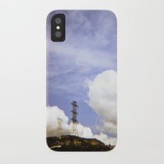 The Edge of Suburbia Slim Case iPhone X