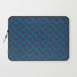 Bold Botanical Seed Pods Laptop Sleeve