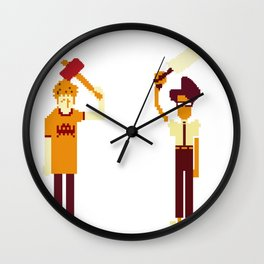 The IT Crowd: Masters of the ITverse! Wall Clock