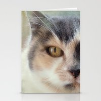 minnie Stationery Cards featuring Minnie by Teresa Pople