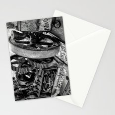 Novo Antique Gas Engine Stationery Cards