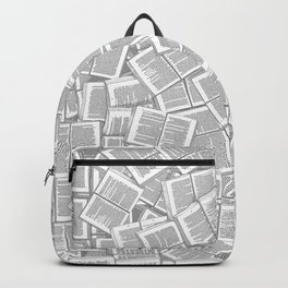 Literary Overload Backpack