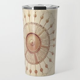 French Chandelier Travel Mug
