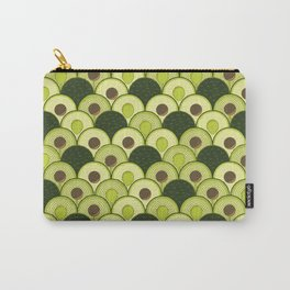 avocados in art deco Carry-All Pouch