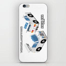 VoxelMetric Race iPhone Skin