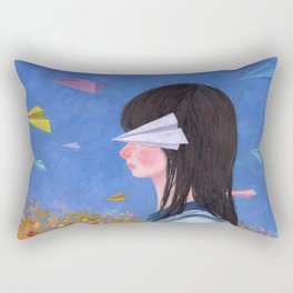 Farewell Rectangular Pillow