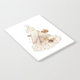 Spring Teepee Notebook