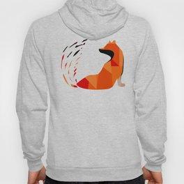 Fox Geometric Pattern Hoody