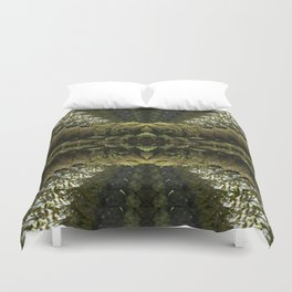 Tripping through the Woods Duvet Cover