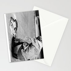 Street Art in B&W Stationery Cards
