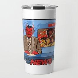 BREAKING NEWS Travel Mug