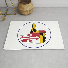 Thumbs Up Maryland Rug
