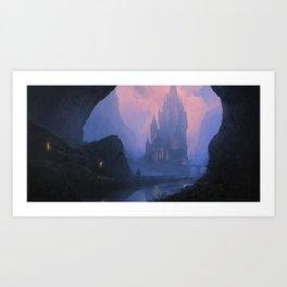 Pendrell Vale Art Print