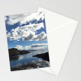 Sunshine Near Loch Coruisk Stationery Cards