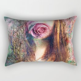 Budding Rectangular Pillow