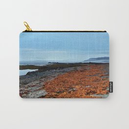 Seaweed Beach Carry-All Pouch
