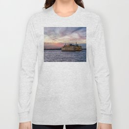Red Sky Ferry Long Sleeve T-shirt
