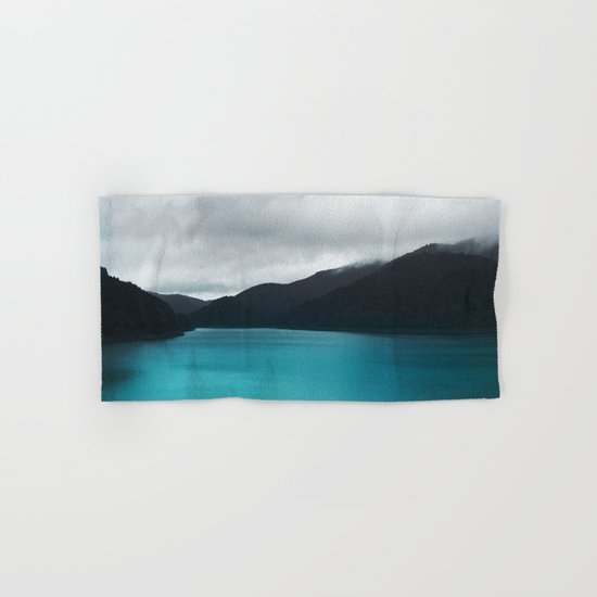 The Waters And The Wild Hand & Bath Towel