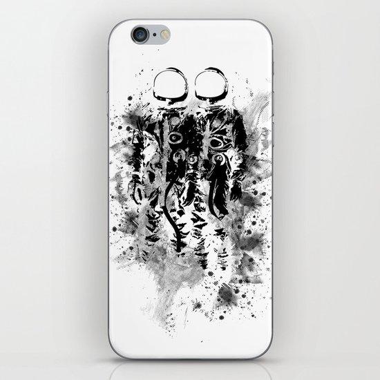 Space Twins iPhone & iPod Skin