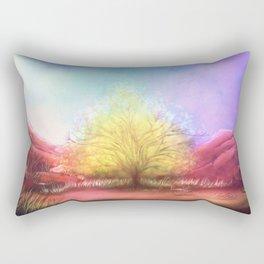 Spring love Rectangular Pillow