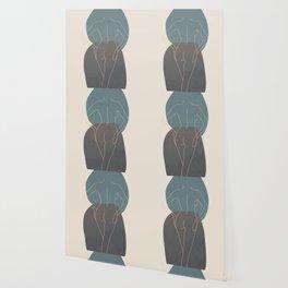 Line Female Figure 80 Wallpaper