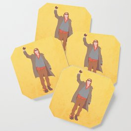 Sincerely Yours (The Breakfast Club) Coaster