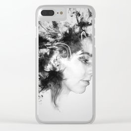Kelso Cosmetics Clear iPhone Case