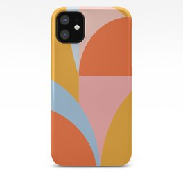 Shape and Color 54 iPhone Case