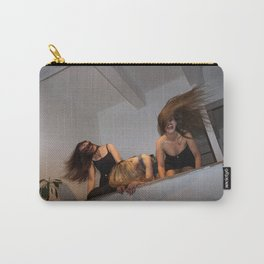 Devil is Fine Carry-All Pouch